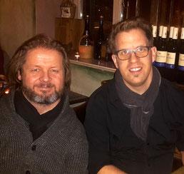 Treffen mit Zauberfreunden - Christian Knudsen, Zauberer in Hamburg
