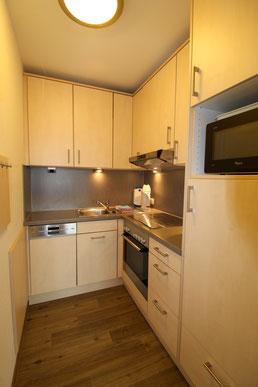 Ferienwohnung Cuxhaven 3.23 Küche