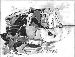 Arsène Lupin à Etretat (paru dans la revue 813)