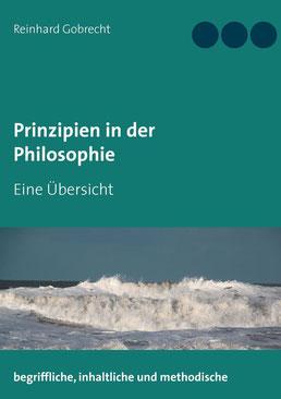 Prinzipien in der Philosophie - Eine Übersicht |  ISBN: 9783744864107