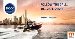 Boot Messe Düsseldorf 2020