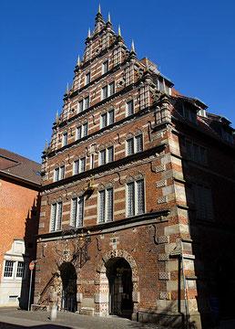 Stadtwaage Bremen, Langenstr. 13