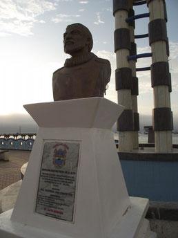 Ernest Hemingway, Cabo Blanco, Peru