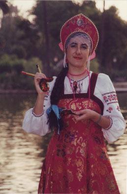 """""""АиФ.Европа"""" о певице Маричель Родес: Русский дух вселился в коренную каталонку"""