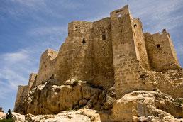 Forteresse de Masyaf - Syrie -Temple de Paris