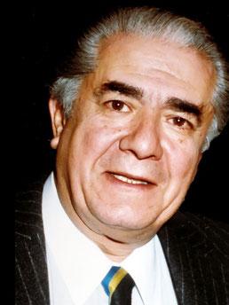 ジュゼッペ・ディ・ステファノ(1921−2008年)写真は後年1983年のもの