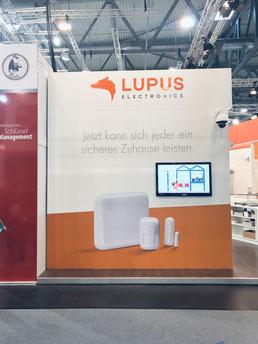 Alarmanlage Lupus-Electronics Marc Köster