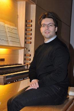 Daniele Parussini, organo Zanin di Lignano Sabbiadoro (Udine)