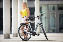 e-Bike Nabenschaltungen sind besonders wartungsarm und unkompliziert