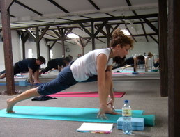 11 awesome Yoga opportunities in Hamburg