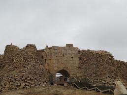 Eingangstor zum Thron des Salomon
