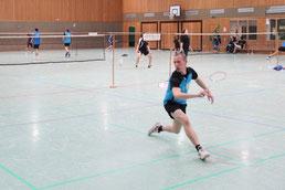 Jens Feldmann in Aktion