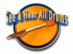 see and hear all drum from Shaman Drums and more