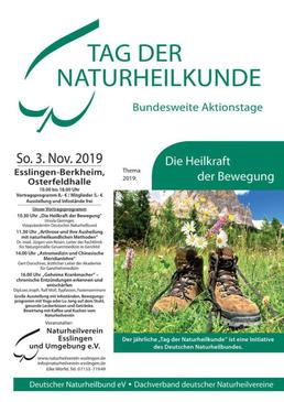 Tage der Naturheilkunde 2019