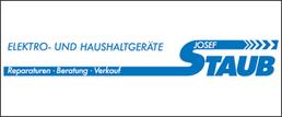 Josef Staub GmbH Haushaltsgeräte, Horgen