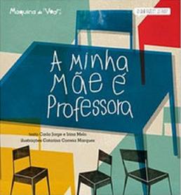 A Minha Mãe é Professora - Kinderbuch aus Portugal