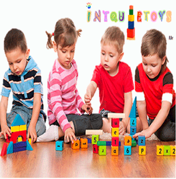 Material Didactico Foamy Madera Plastico Intquietoys