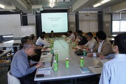 福岡大学工学部の教室をお借りしました