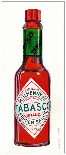 Tabasco HOT!