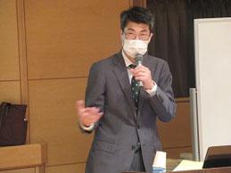 京都教育大学教授谷口匡先生