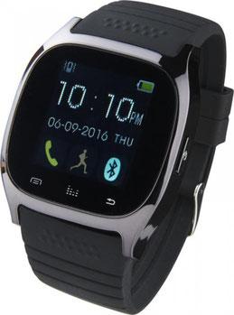 Werbeartikel hochwertig Smartwatch mit Logo bedrucken Armbanduhr Avennue