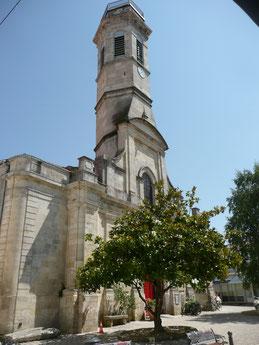Eglise de St Pierre d'Oléron