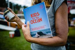 DAS BUCH - KIDS FOR THE OCEAN