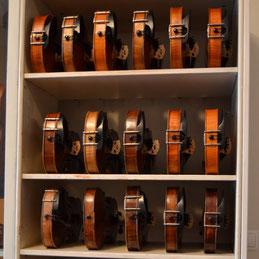 Preiswerte Geige mit gutem Klang