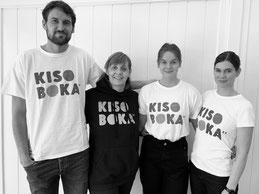 v.l.n.r.: Lukas Schäfer, Carina Schäfer, Viktoria Schäfer, Sophie Schäfer
