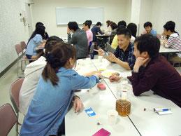 名古屋の英会話サークルの写真