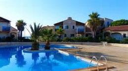 Swimmingpool Oasis Leucate