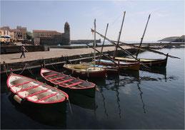 Collioure le port