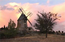 Le moulin de l'Aude