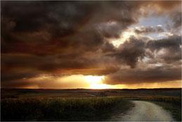 Pluie et soleil