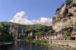 Roc-Gageac en Périgord noir