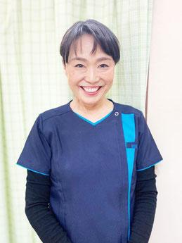 鍼灸師・寺田 薫子(てらだ かおるこ)