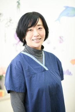 副院長・湯浅 佳子 ( ゆあさ けいこ )