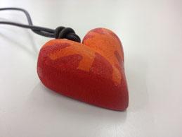 Schmuckstück mit Herz