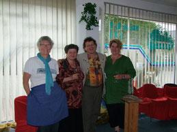 Ute Brüninghaus,Benigna Grüneberg,Dr.Carsten Grüneberg,Christina Kamann