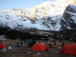 Trekking Kangchenjunga - trek Makalu