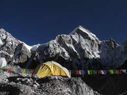 Trek camp de base everest - trekking everest - trek Khumbu