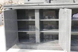 岐阜県 美濃市の禅宗。永昌院の永代供養墓。骨壺の納骨から墓石下の土を袋に入れて納めることも可能です。