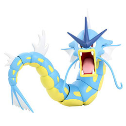 Garados Pokemon Figur blau