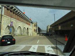 St. Louis, Parkplatzsuche
