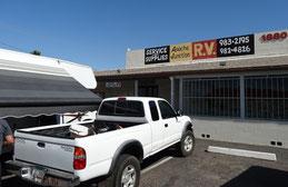 RV-Werkstatt in Apache Junction