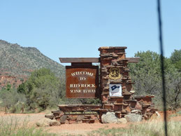 Red Rock Scenic Byway, Hwy 179