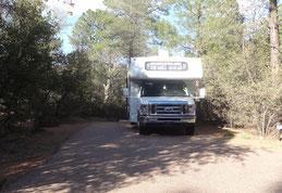 Payson, Houston Mesa Campground