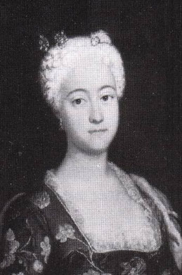 ブランデンブルク=シュヴェート辺境伯夫人ゾフィー・フォン・プロイセン