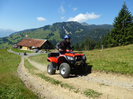 Atv tour switzerland