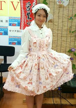 モデル:プリンセスウェ~ブ yuukaさん